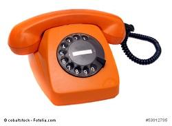 Nostalgietelefone im Retro-Design